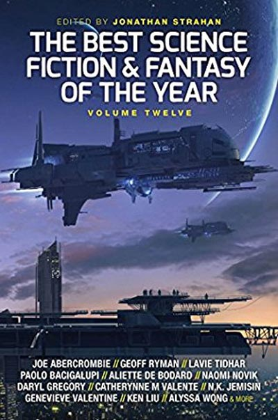 The Best Science Fiction & Fantasy of the Year